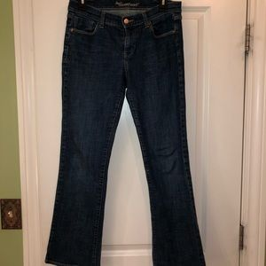 Women's Old Navy The sweetheart Jeans 6 Short